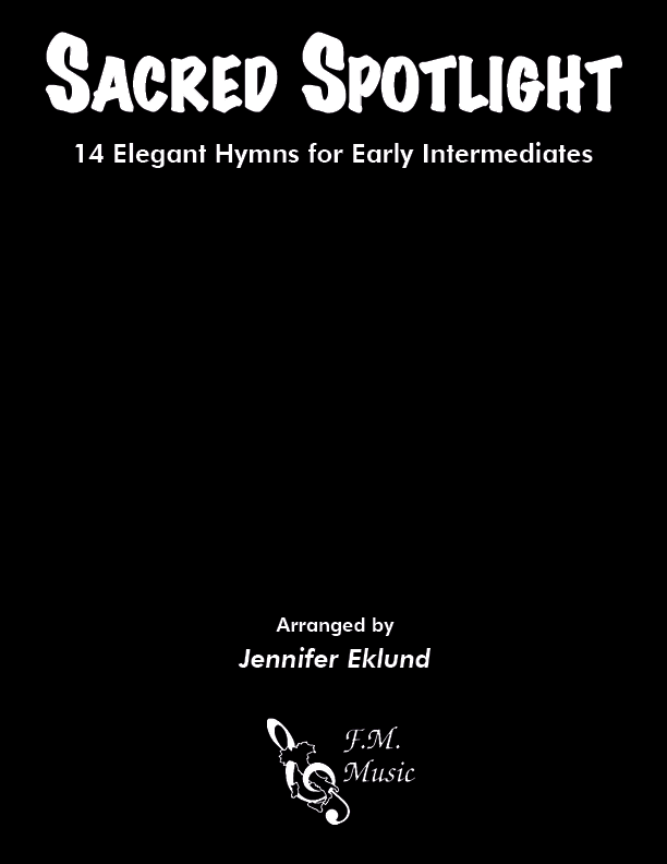 Sacred Spotlight Songbook (Early Intermediate Piano)
