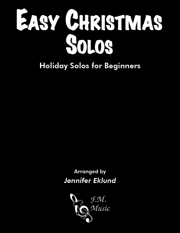 Easy Christmas Solos (for Beginners)