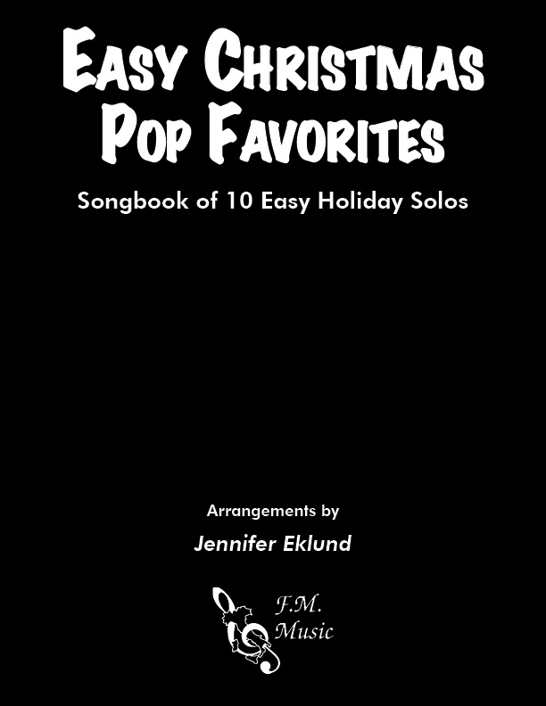 Easy Christmas Pop Favorites Songbook