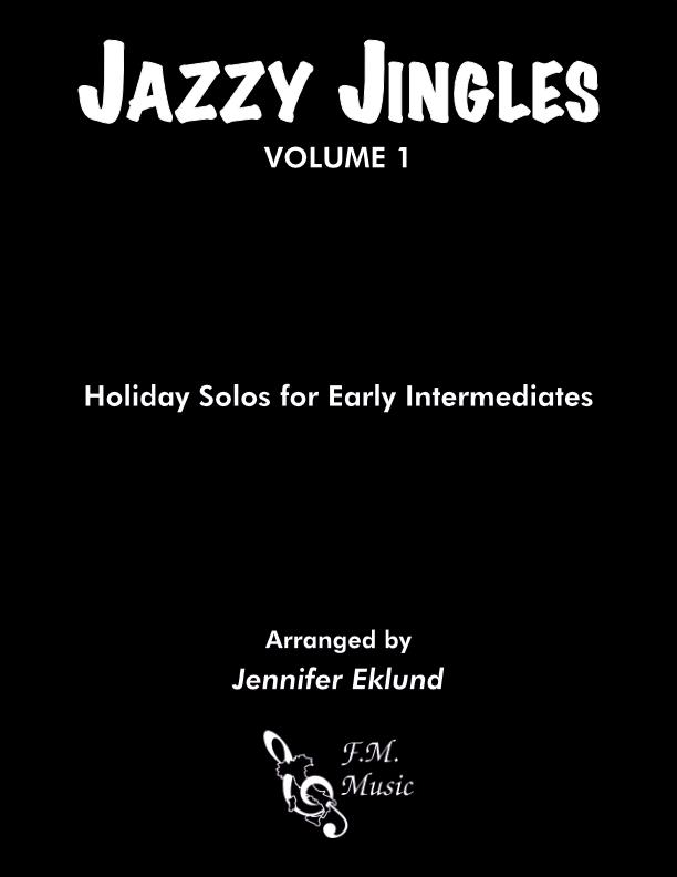 Jazzy Jingles: Volume 1 (Songbook)