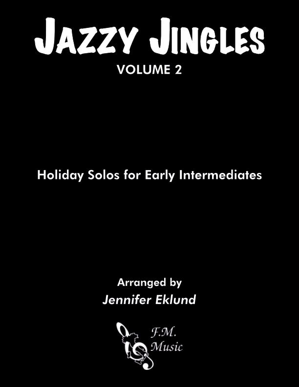 Jazzy Jingles: Volume 2 (Songbook)