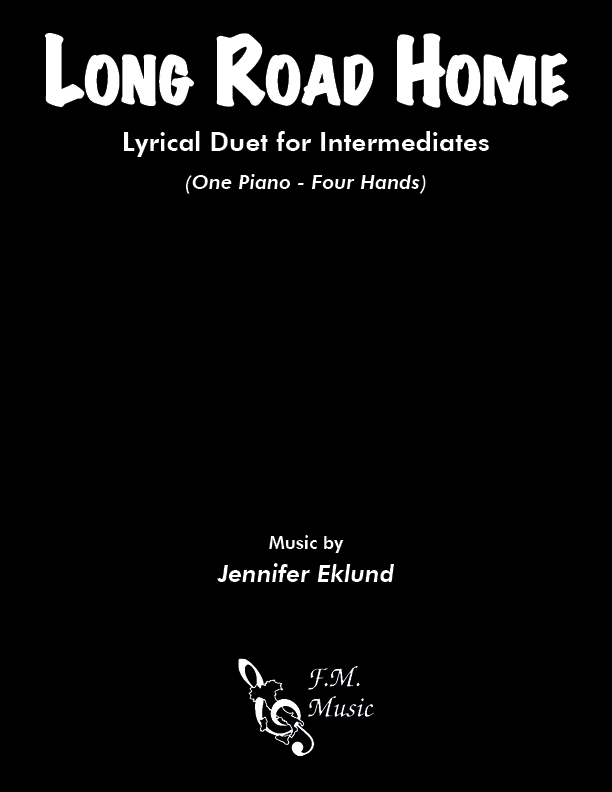 Long Road Home (Intermediate Piano Duet)