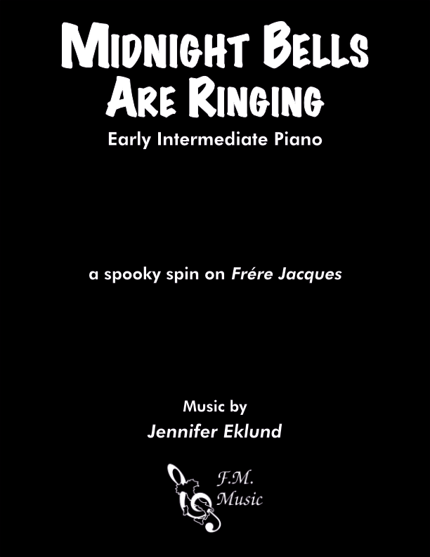 Midnight Bells Are Ringing (Early Intermediate Piano)