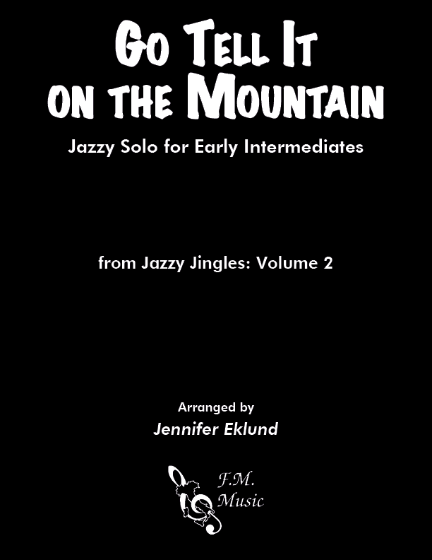 Go Tell It on the Mountain (Early Intermediate)