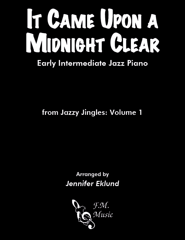 It Came upon a Midnight Clear (Easy Jazz Piano)
