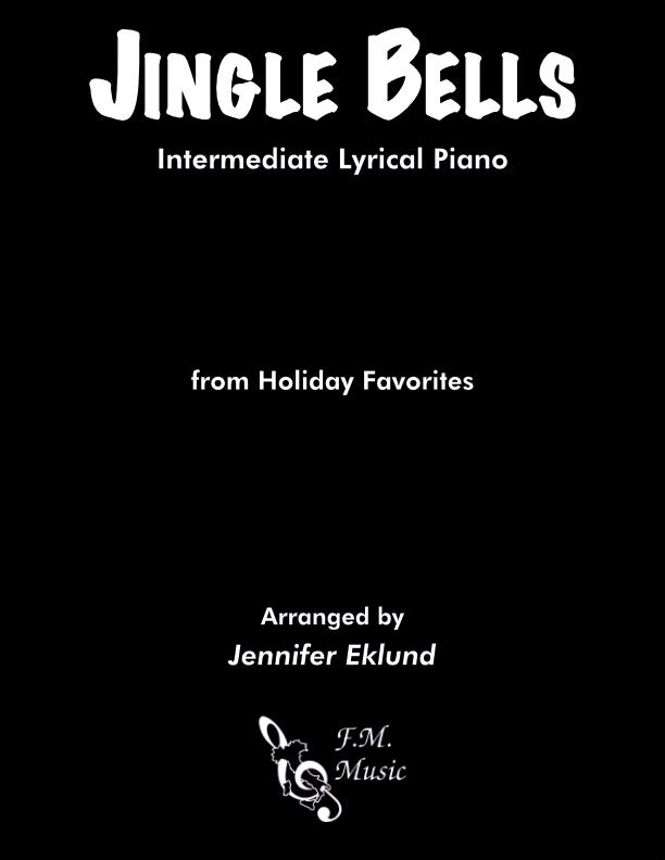 Jingle Bells (Lyrical Intermediate Piano)