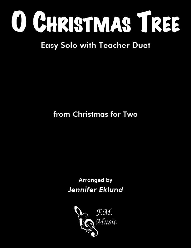 O Christmas Tree (Mixed Level Duet)