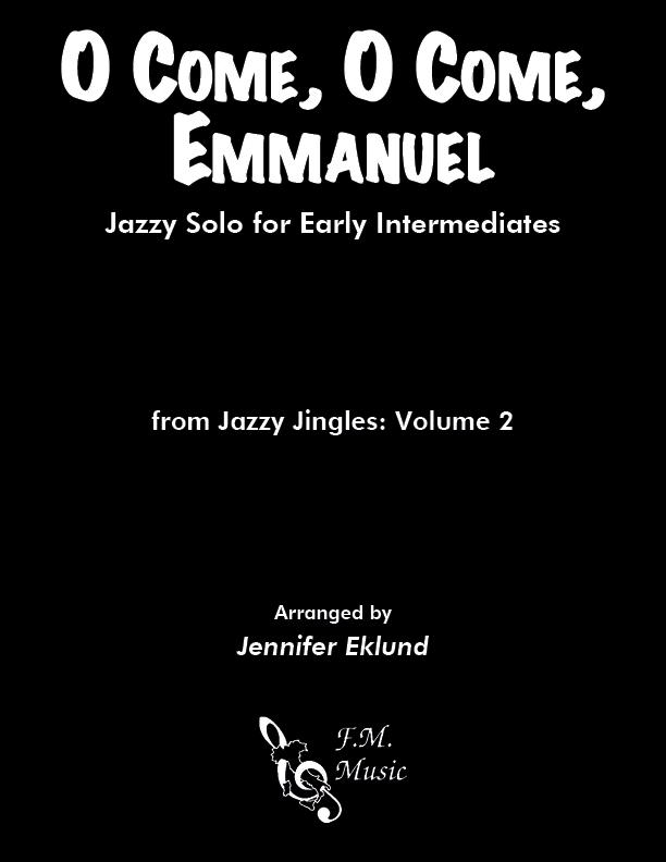 O Come, O Come, Emmanuel (Easy Jazz Piano)