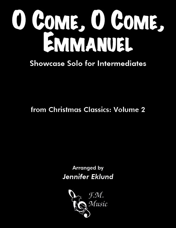 O Come, O Come, Emmanuel (Late Intermediate Piano)