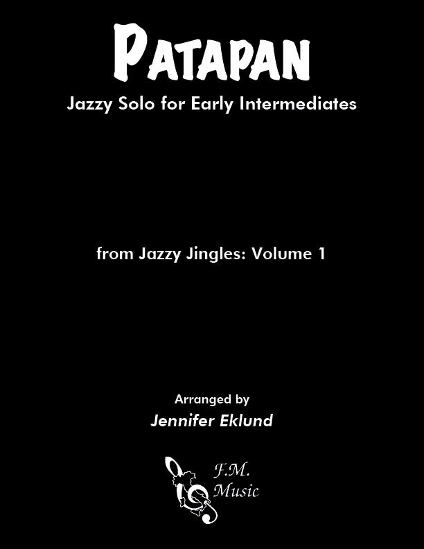 Patapan (Early Intermediate Piano)