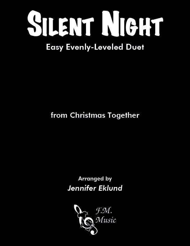 Silent Night (Easy Duet)