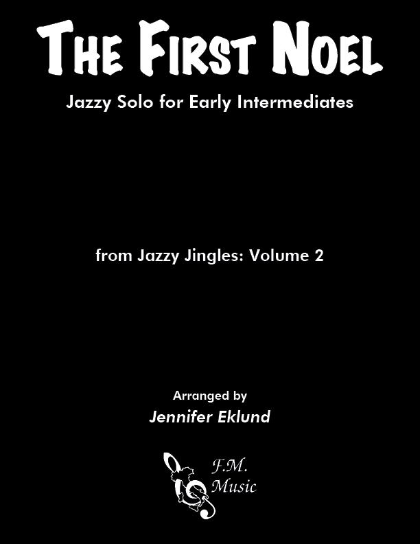 The First Noel (Early Intermediate Piano)