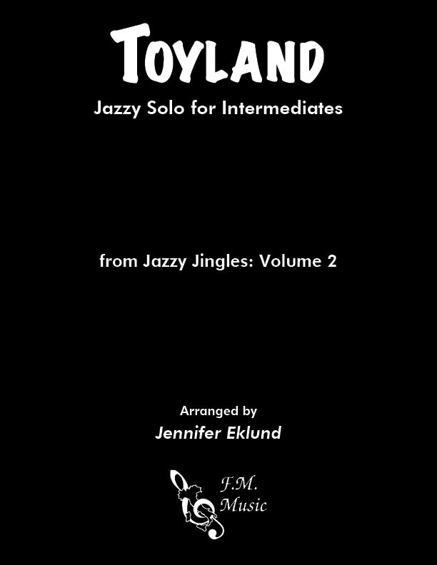 Toyland (Intermediate Jazz Waltz)