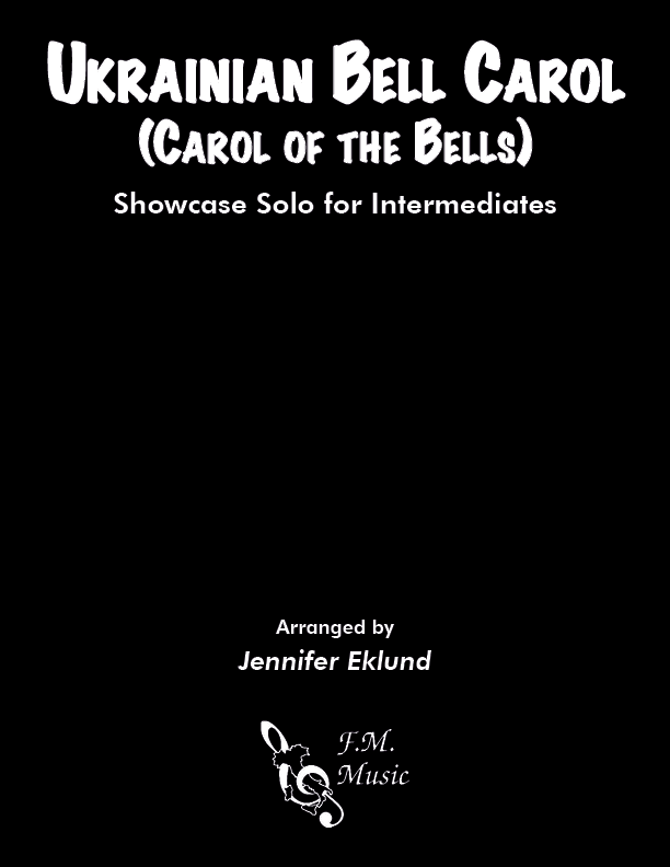 Ukrainian Bell Carol (Intermediate Piano)