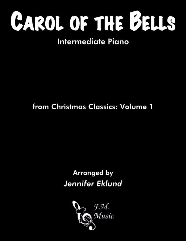 Carol of the Bells (Intermediate Piano)