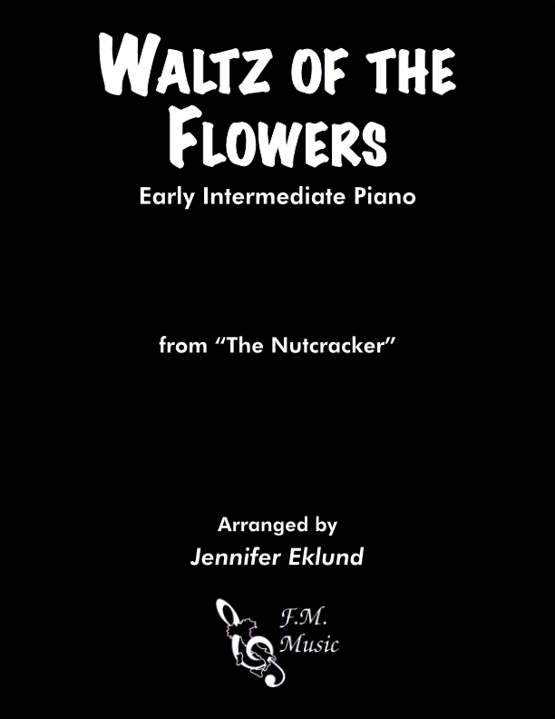 Waltz of the Flowers (Early Intermediate Piano)