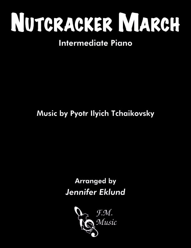 Nutcracker March (Intermediate Piano)