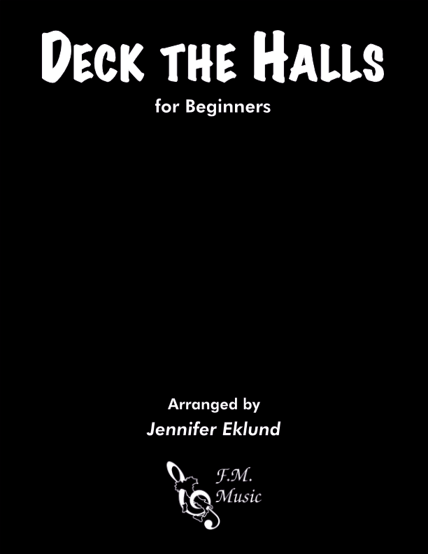 Deck the Halls (for Beginners)