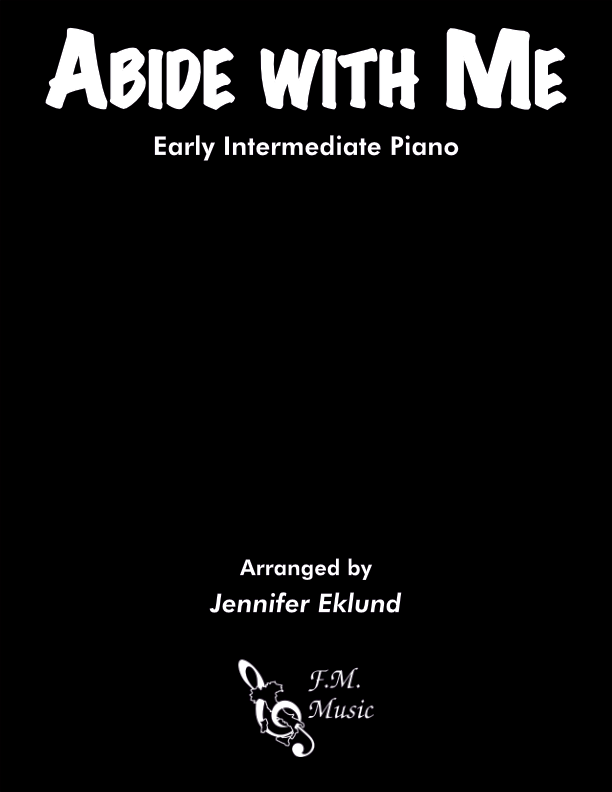 Abide with Me (Early Intermediate Piano)