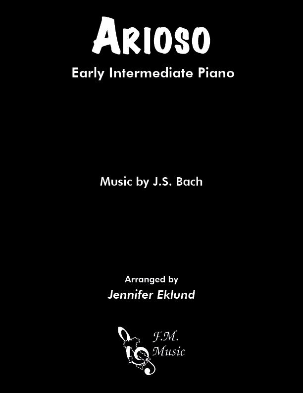 Arioso (Early Intermediate Piano)