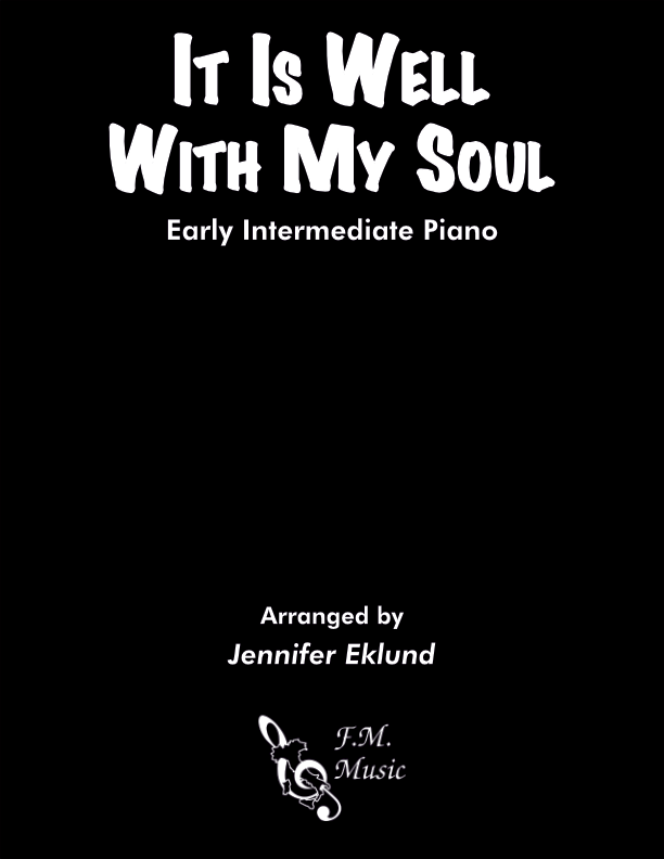 It Is Well with My Soul (Early Intermediate Piano)