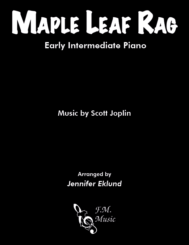 Maple Leaf Rag (Early Intermediate Piano)