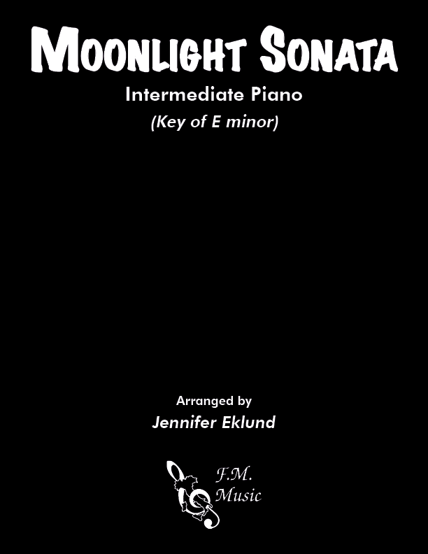 Moonlight Sonata (Intermediate Piano)