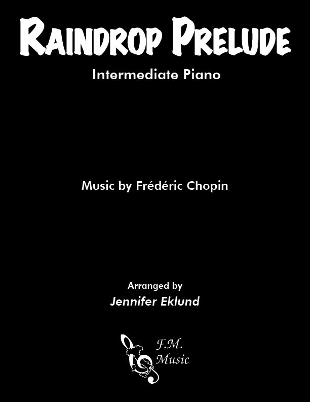 Raindrop Prelude (Intermediate Piano)
