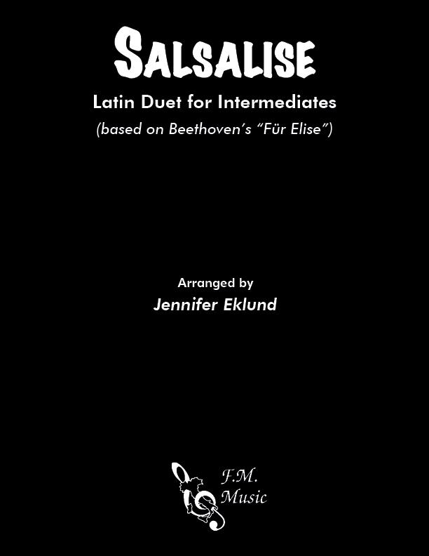 Salsalise (Latin Duet for Intermediates)