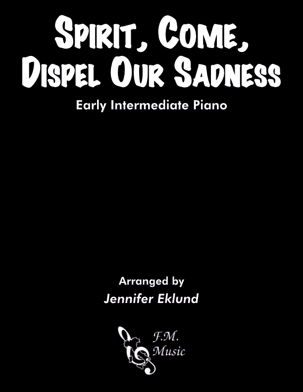 Spirit, Come, Dispel Our Sadness (Lyrical Sacred Solo)