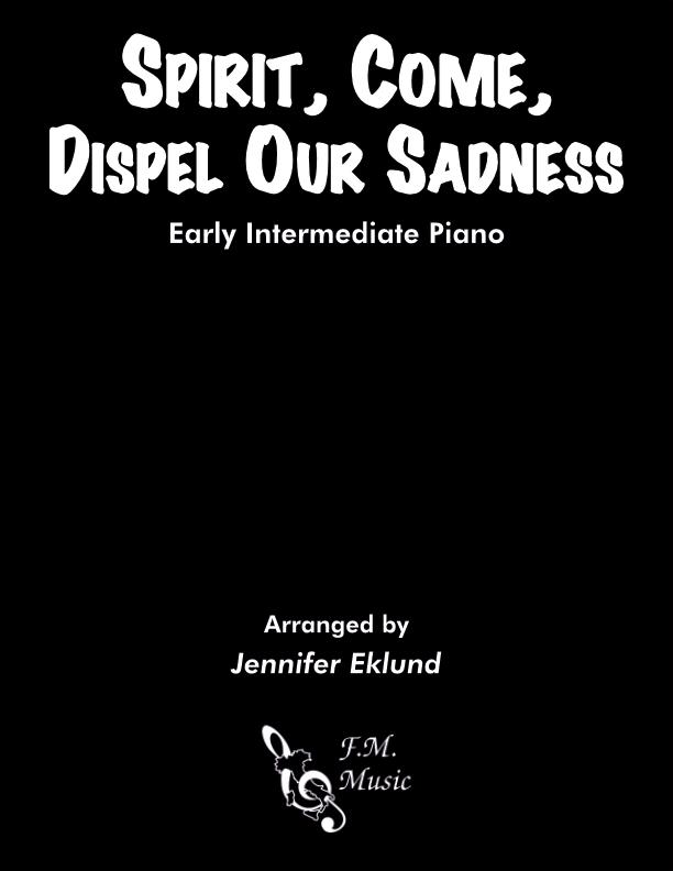 Spirit, Come, Dispel Our Sadness (Lyrical Sacred Solo)