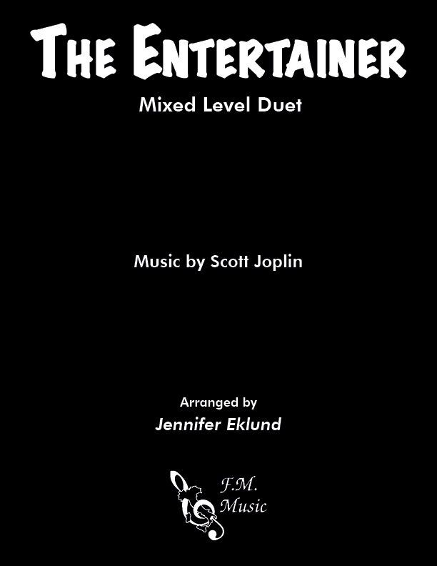 The Entertainer (Mixed Level Duet)