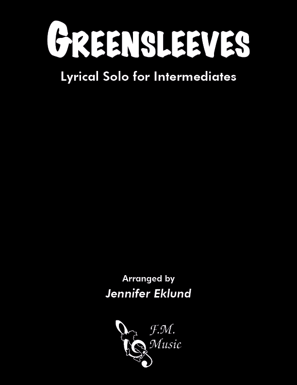 Greensleeves (Intermediate Piano)
