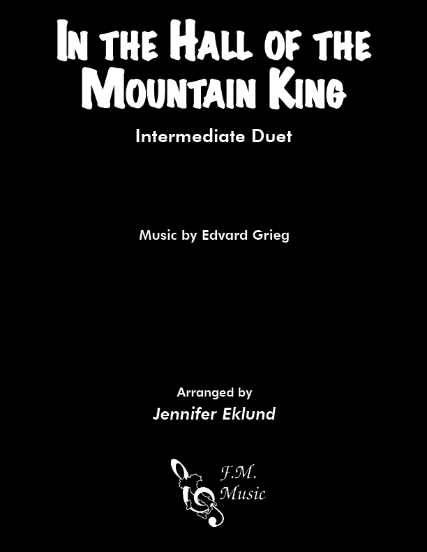 In the Hall of the Mountain King (Intermediate Duet)