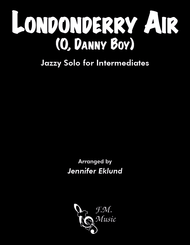 Londonderry Air (O, Danny Boy) (Intermediate Piano)