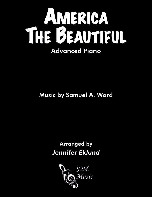 America the Beautiful (Advanced Piano)