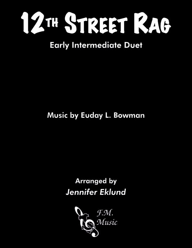 12th Street Rag (Early Intermediate Duet)