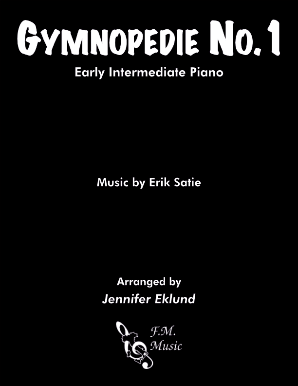 Gymnopedie No. 1 (Early Intermediate Piano)