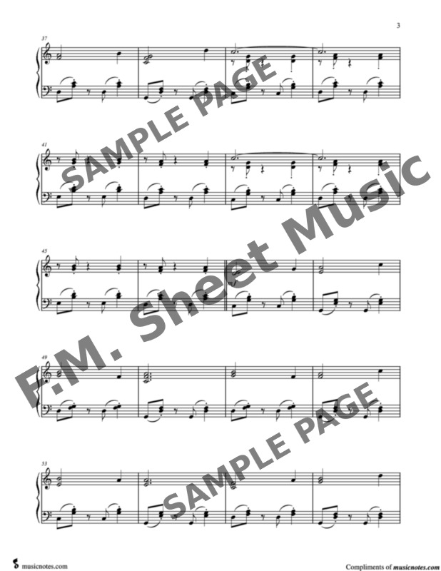 The Chipmunk Song (Christmas Don't Be Late) - Intermediate Jazz Piano By Alvin & The Chipmunks ...