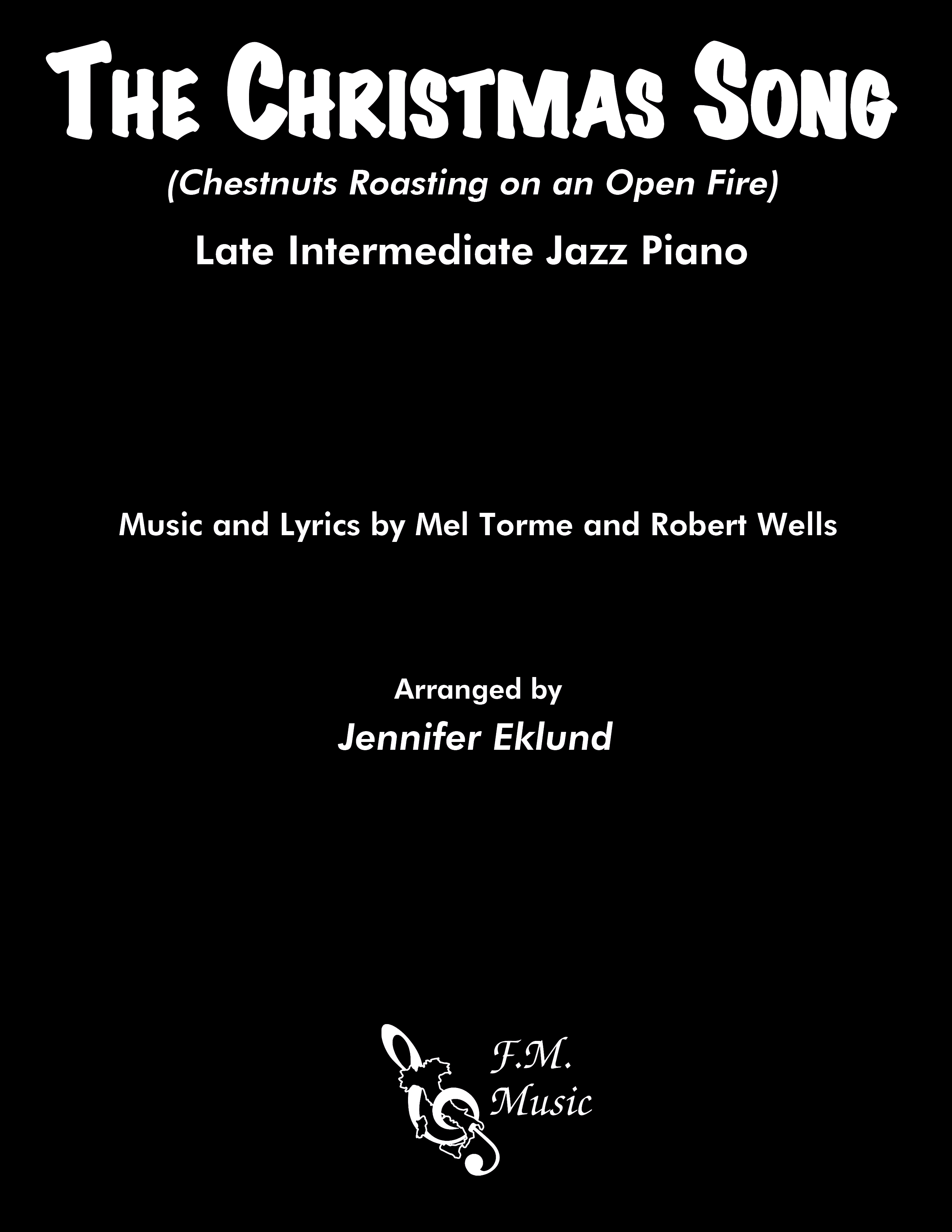 The Christmas Song (Chestnuts Roasting On An Open Fire) - Late Intermediate Jazz Piano