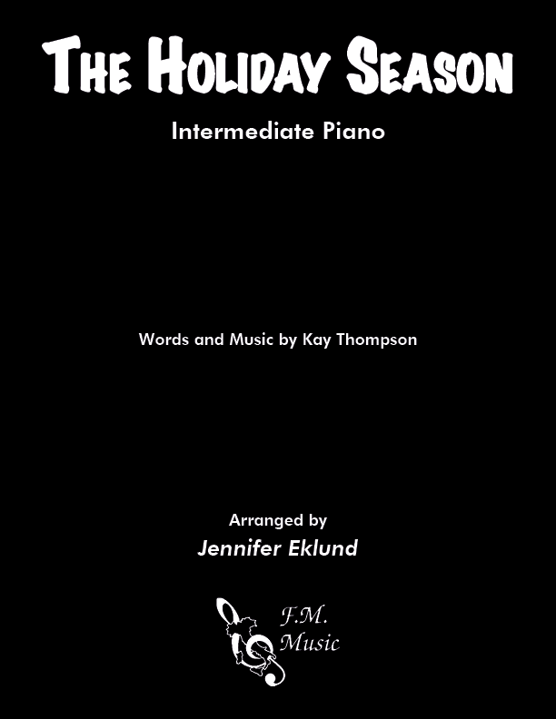 The Holiday Season (Intermediate Piano)