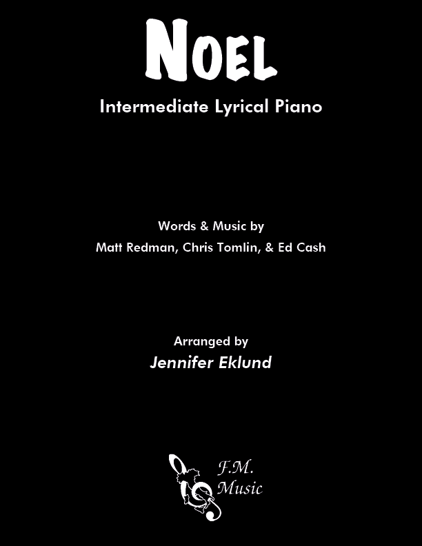 Noel (Intermediate Piano)
