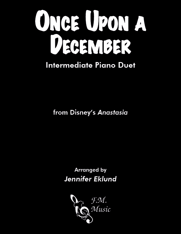 "Once Upon a December (from ""Anastasia"") (Duet)"