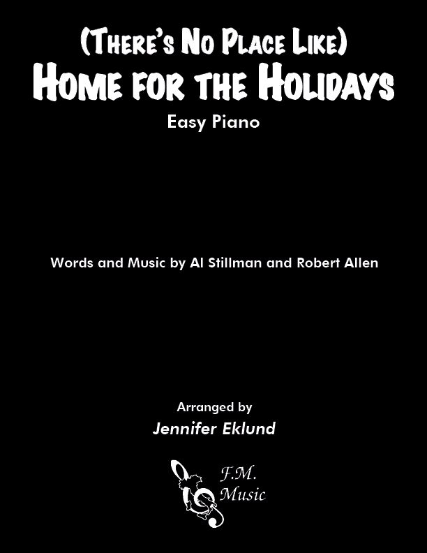 Home For The Holidays (Easy Piano)
