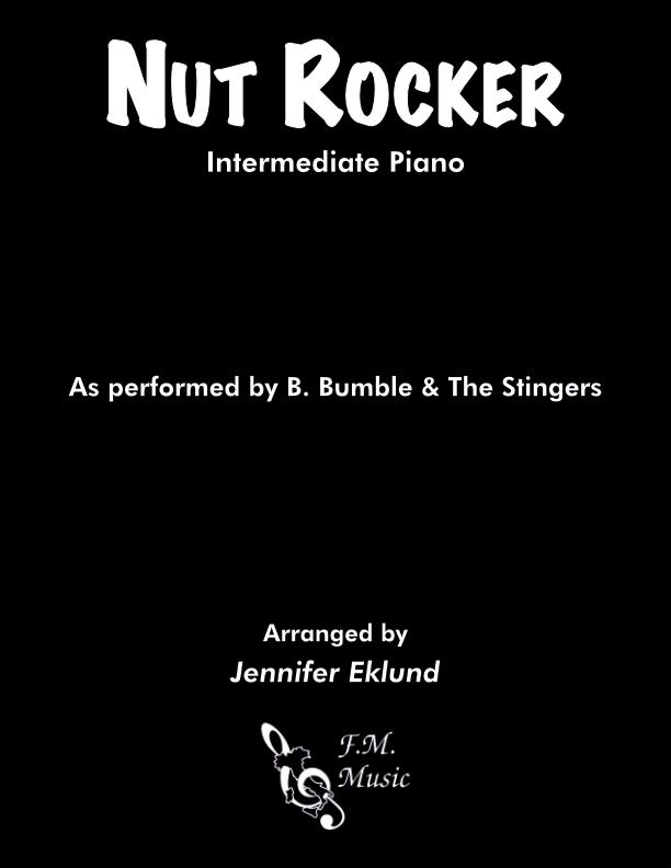 Nut Rocker (Intermediate Piano)