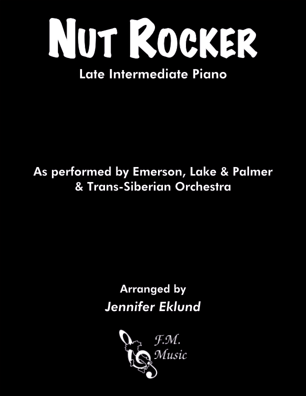 Nut Rocker (Late Intermediate Piano)