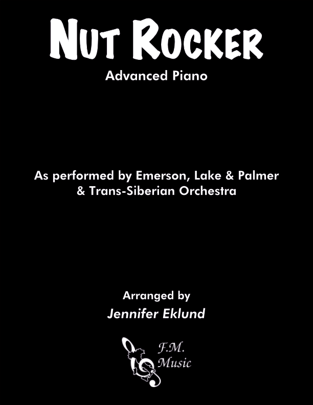 Nut Rocker (Advanced Piano)