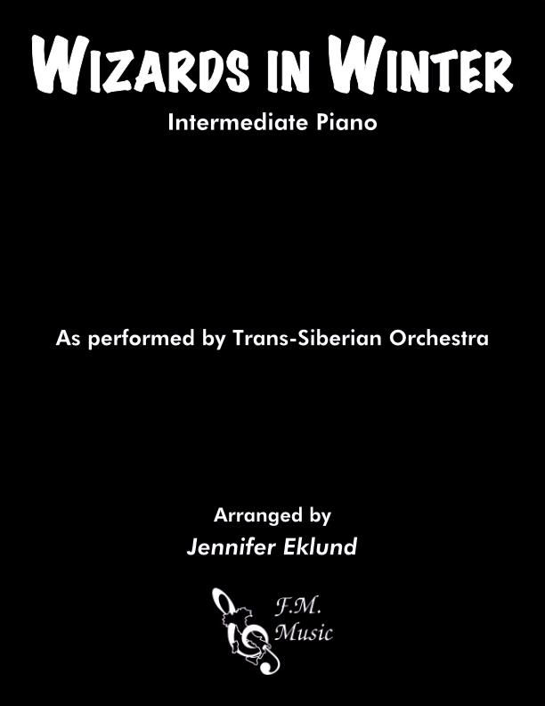 Wizards in Winter (Intermediate Piano)