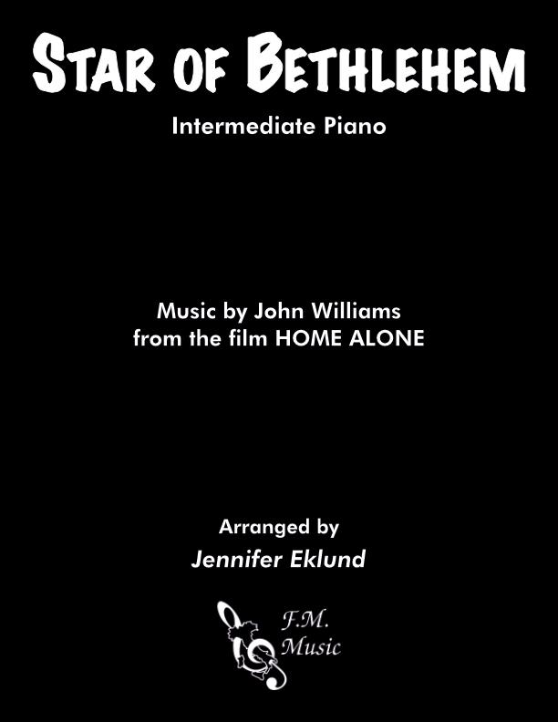 Star of Bethlehem (from Home Alone) (Intermediate Piano)