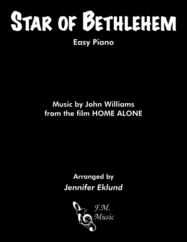 Star of Bethlehem (from Home Alone) (Easy Piano)